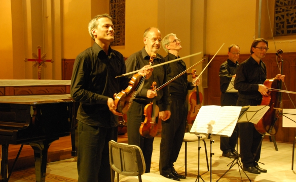 Quintette à cordes de la Philharmonie de Berlin